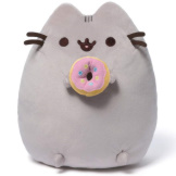 Pusheen Donut Plush 9.5