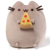 Pusheen Pizza Plush 9.5