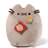 Pusheen Potato Chips Plush 9.5