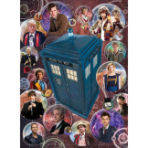 Doctor Who- The Doctors 1000 pieces