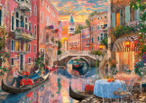 Venice Evening Sunset 6000 Piece Puzzle