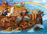 Voyage of the Ark 350 piece Family Puzzle
