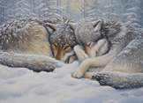 Winter Repose 1000 piece puzzle