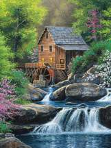 Spring Mill 275 piece puzzle
