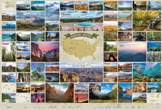 National Parks of the United States 2000 piece puzzle