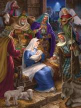Holy Night 400 Piece puzzle
