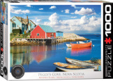 Peggy's Cove Nova Scotia 1000 Pieces