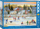Evening Skating 1000 Pieces