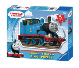 Thomas shaped  24 Piece Floor Puzzle
