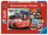 World Wide Racing Fun 3 x 49 Pieces