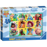 Toy Story 4-  24 Piece Floor Puzzle