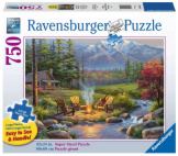 Riverside Living Room 750pc Large Format Puzzle