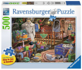 The Attic 500pc Large Format Puzzle