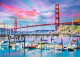 Golden Gate San Francisco 2000 Piece Puzzle