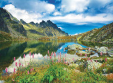 Pond In Tatras Mountain 3000 Piece Puzzle