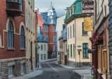 Old Quebec Street - Jean 1000 piece puzzle