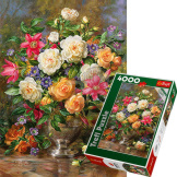 Flowers for the Queen Elizabeth 4000 Pieces