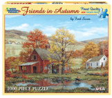 Friends in Autumn 1000 Pieces