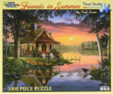 Friends in Summer 1000 Pieces