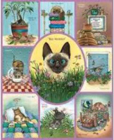 Gary Patterson's Cats 1000 Pieces