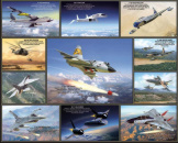 Legendary Aircraft 1000 Pieces