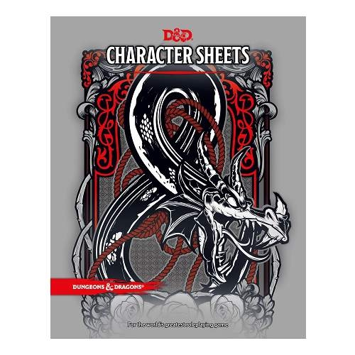 D&D 5th Ed. Character Sheets