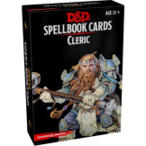 D&D 5th Ed. Spellbook Cards Cleric