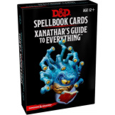 D&D 5th Ed. Spellbook Cards Xanathar's