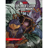 D&D 5th Ed. Explorer's Guide To Wildemount