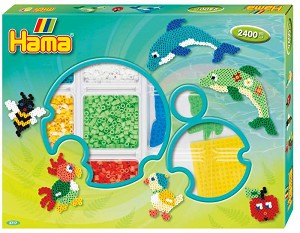 Hama Beads Boy 2400pcs