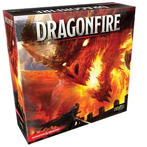 Dragonfire D&D Game