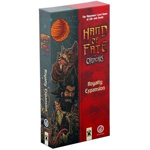 Hand Of Fate Ordeals Royalty
