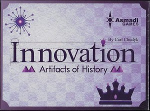 Innovation Artifacts of History