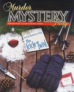 Murder Mystery The Icicle Twist