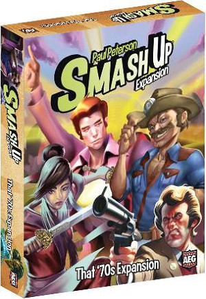 Smash Up That 70's Expansion