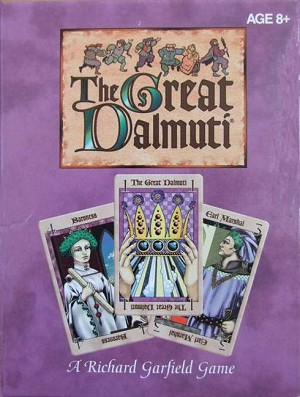 Great Dalmuti card Game
