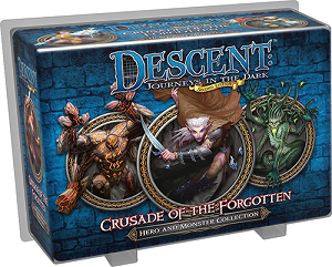 Descent The Crusade Of The Forgotten