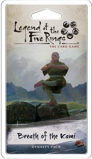 Legend Of The Five Rings LCG Breath Of The Kami