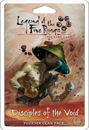 Legend Of The Five Rings LCG Disciples Of The Void