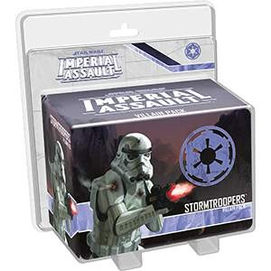 Star Wars Imperial Assault Stormtroopers