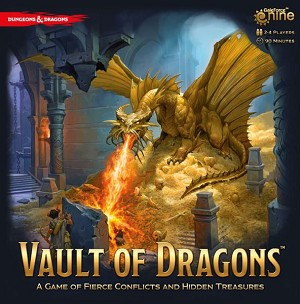 Vault Of Dragons D&D Game