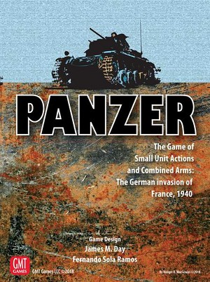 Panzer Exp. #4 France 1940