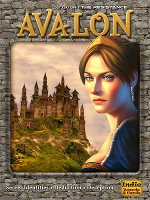 Avalon Card Game
