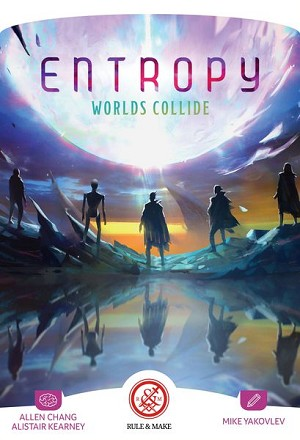 Entropy World's Collide