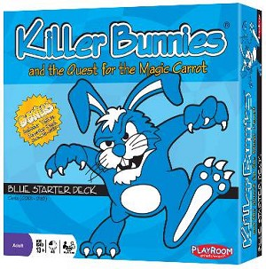 Killer Bunnies Quest For The Magic Carrot Starter