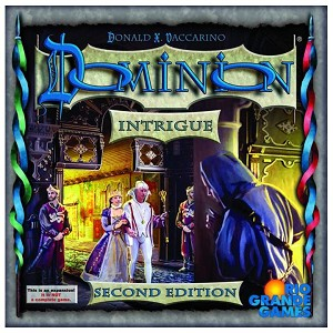Dominion Intrigue 2nd Edition Update