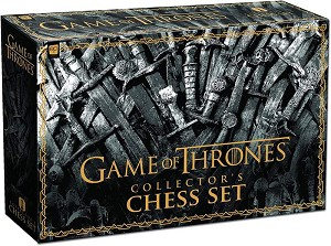 Chess Set Game Of Thrones