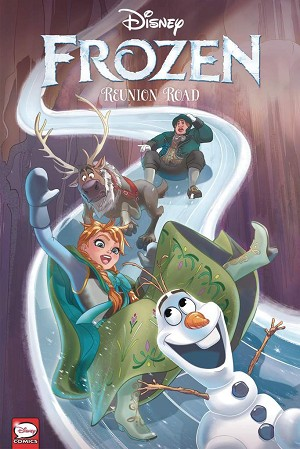 DISNEY FROZEN TP REUNION ROAD