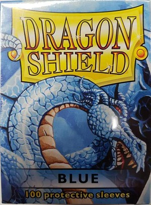 Dragon Shield Sleeves Blue 100ct