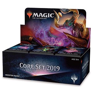 MTG Core 2019 Booster Box